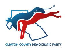 Clinton County Democratic Party logo