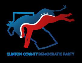 Clinton County Democratic Party logo